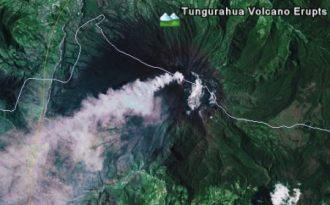 vulcao equador