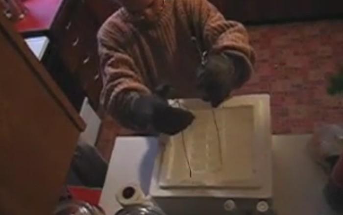 isopor com gelo e nitrogenio liquido