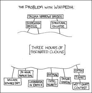 problema da wikipedia