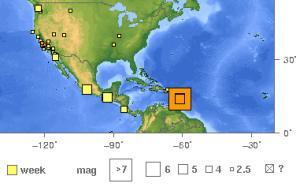 terremoto martinica brasil