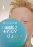 nascido em um dia azul - capa do livro - Buscapé