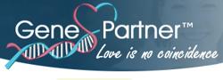 logotipo gene partner