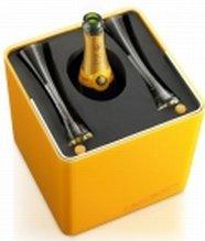 champanhe na caixa