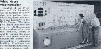 sistema ar condicionado antigo