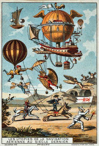 futuro balonismo frances