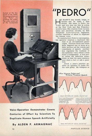 sintetizador de voz