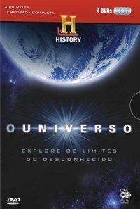 dvd universo primeira history channel capa