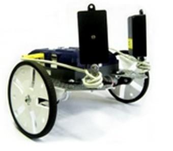 carrinho robotico de duas rodas