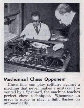 jogador mecanico xadrez