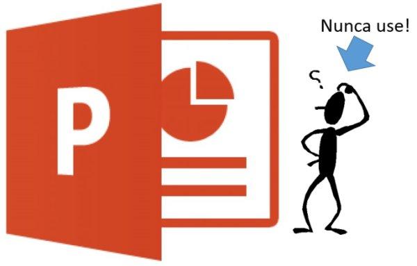boneco e logotipo powerpoint