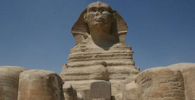 vista frontal do monumento
