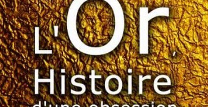 história do ouro