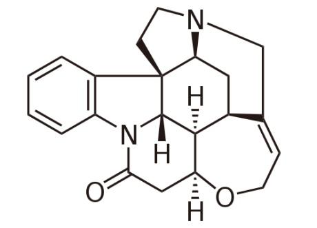 estrutura da molecula