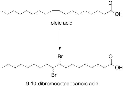 sequencia da reação química