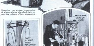 scan da pagina da revista