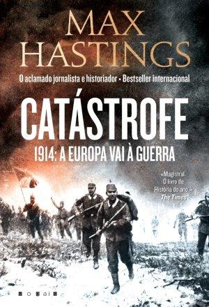 capa do livro com título e homens correndo armados